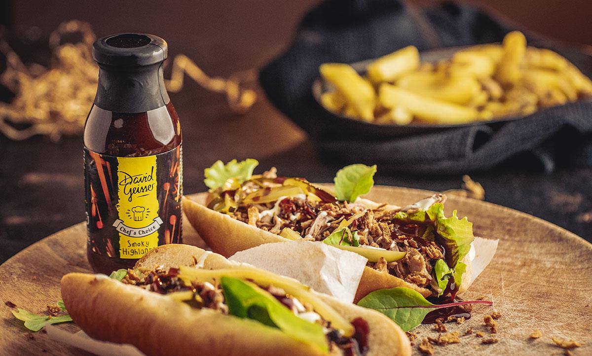 Sauce: ‹Smoky Highlands›