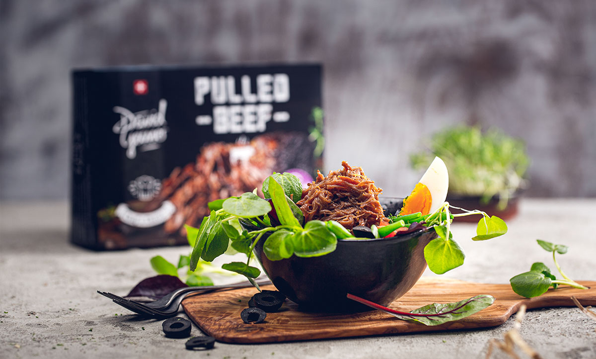 Pulled -Beef-